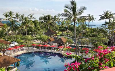 Отель Nusa Dua Beach Hotel and Spa 5*