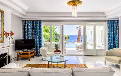 Виллы Danai Beach Resort & Villas 5* De Luxe