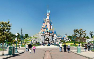 Парк Disneyland Paris